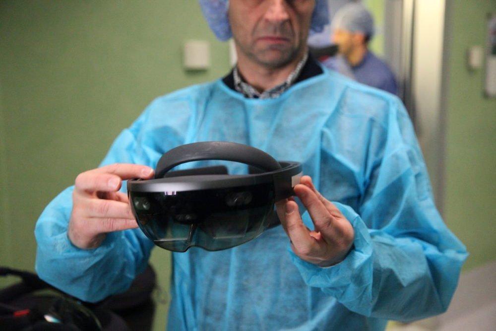 attrezzatura per la realtà virtuale