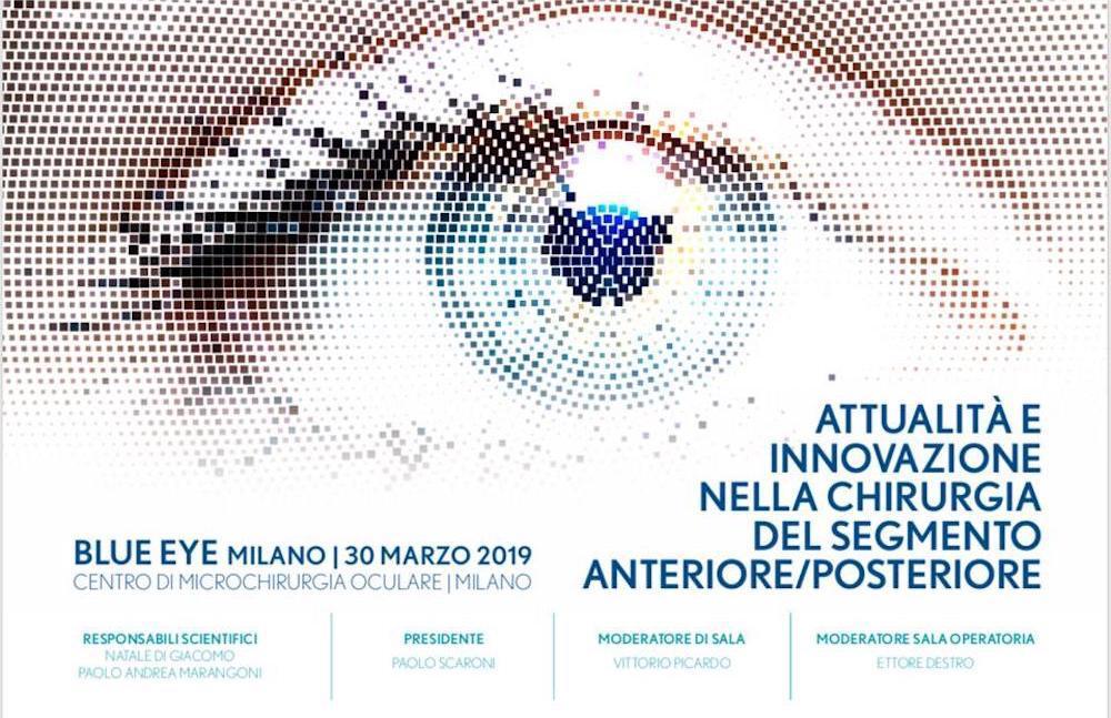 attualita ed innovazione nella chirurgia del segmento anteriore posteriore immagine dell'evento