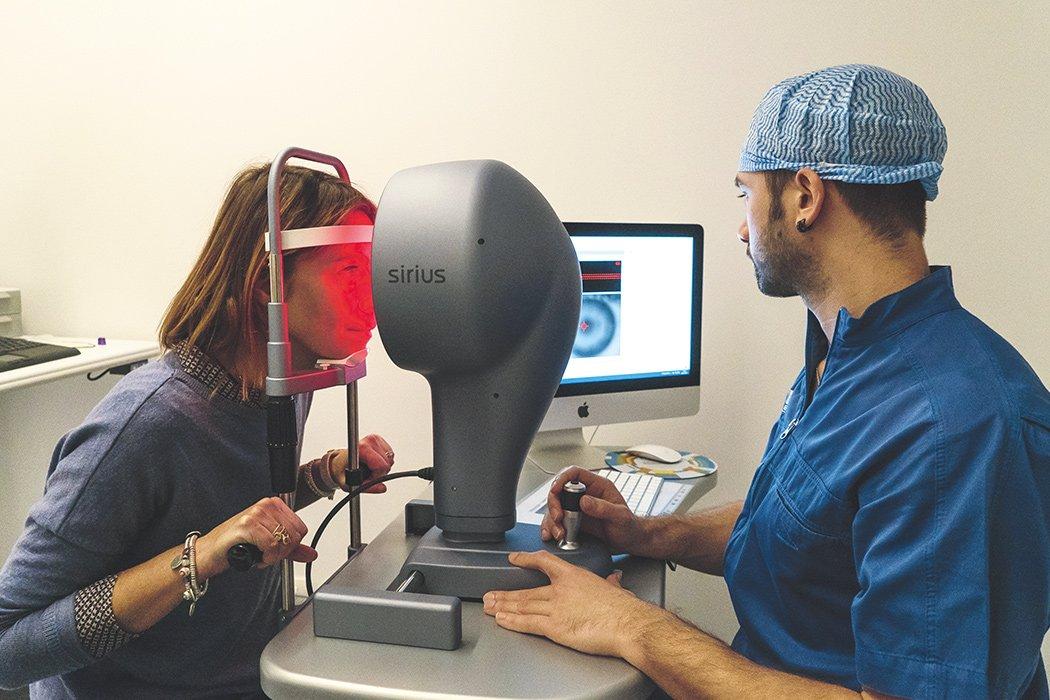 la clinica degli occhi 2